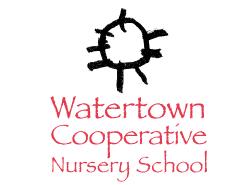 Watertown Cooperative Nursery School Logo